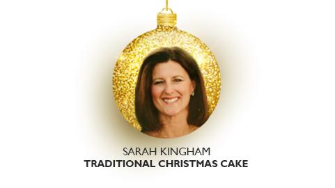 Photo of Sarah Kingham on Christmas Bauble