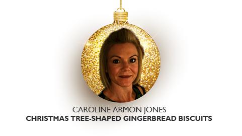 Photo of Caroline Armon Jones on Christmas Bauble