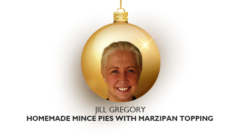 Photo of Jill Gregory on Christmas Bauble